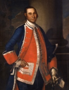 Colonel Edward Fell, c.1764, attributed to John Hesselius, MdHS Museum.