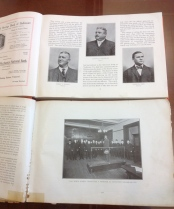 HIstory of the Baltimore Police Department, 1774-1909 by Clinton McCabe, Pratt Library, Md. XHV8148.B21M2 (below), an earlier edition held at MdHS above.