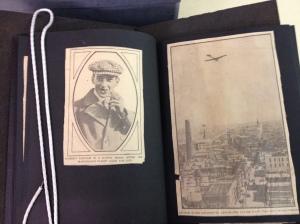 Jesse Cassard Scrapbook, MS 223, MdHS